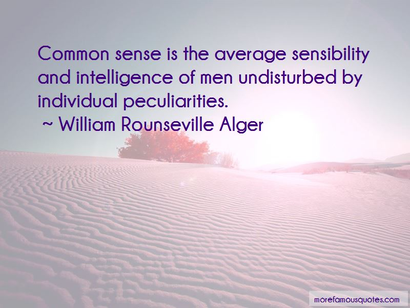 William Rounseville Alger Quotes Pictures 3