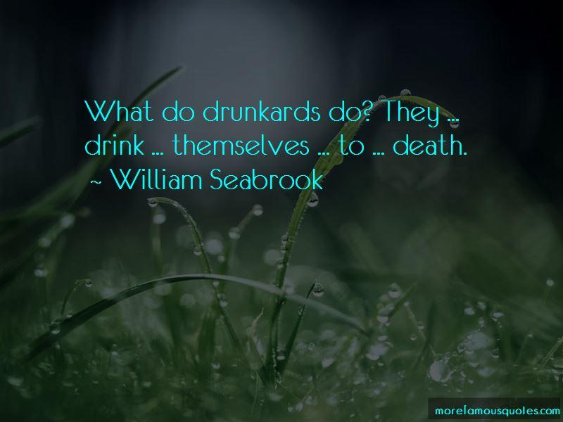 William Seabrook Quotes