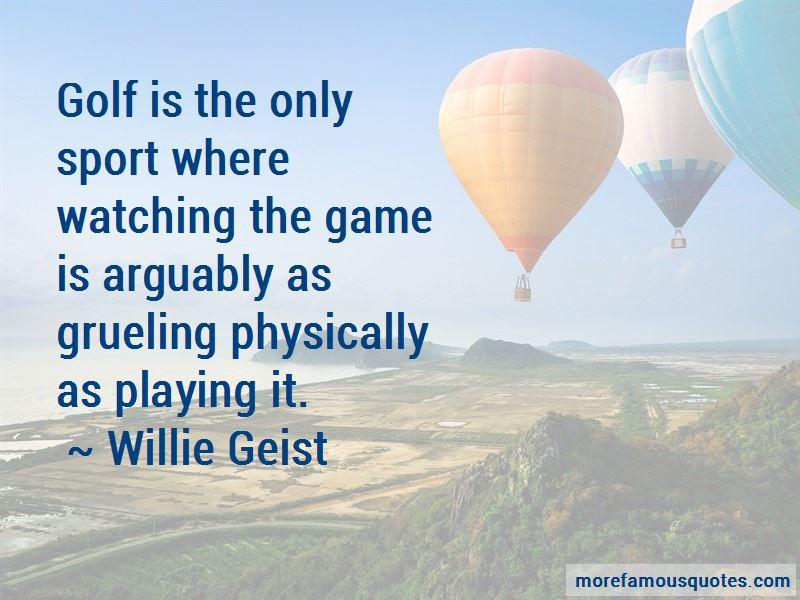 Willie Geist Quotes
