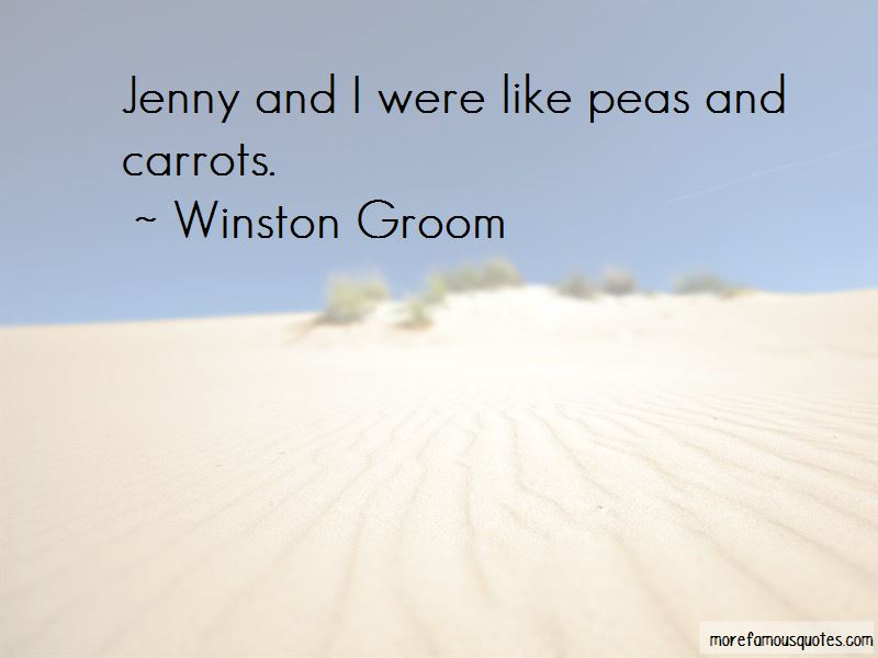 Winston Groom Quotes Pictures 2