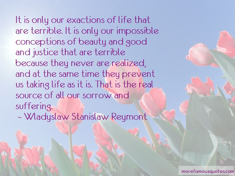 Wladyslaw Stanislaw Reymont Quotes Pictures 3