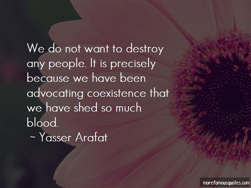 Yasser Arafat Quotes Pictures 2