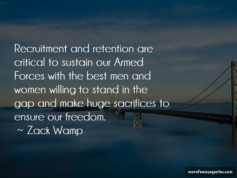 Zack Wamp Quotes Pictures 2