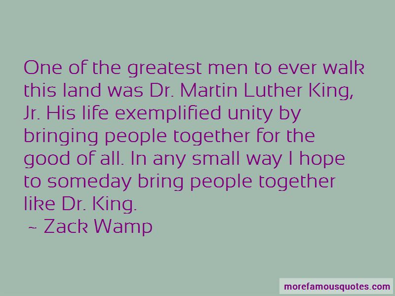 Zack Wamp Quotes Pictures 4