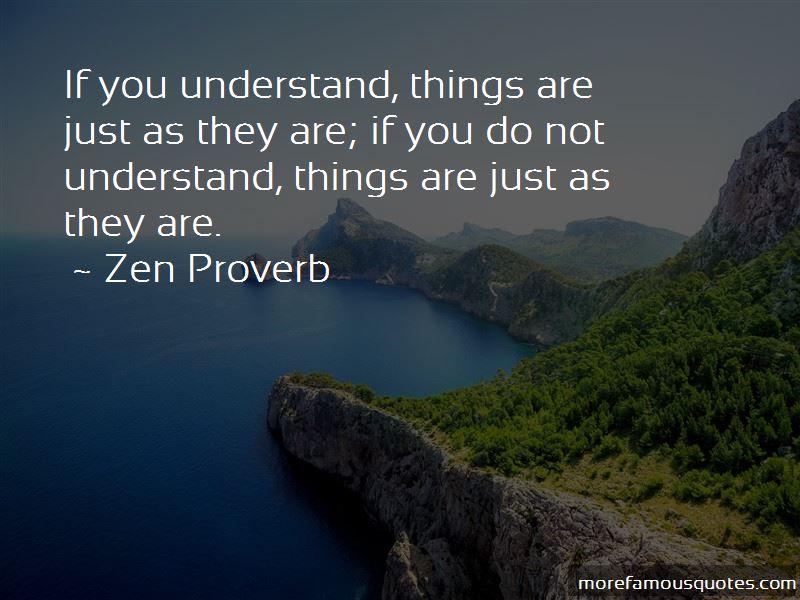 Zen Proverb Quotes Pictures 3