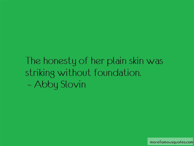 Abby Slovin Quotes Pictures 2