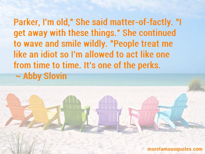 Abby Slovin Quotes Pictures 3