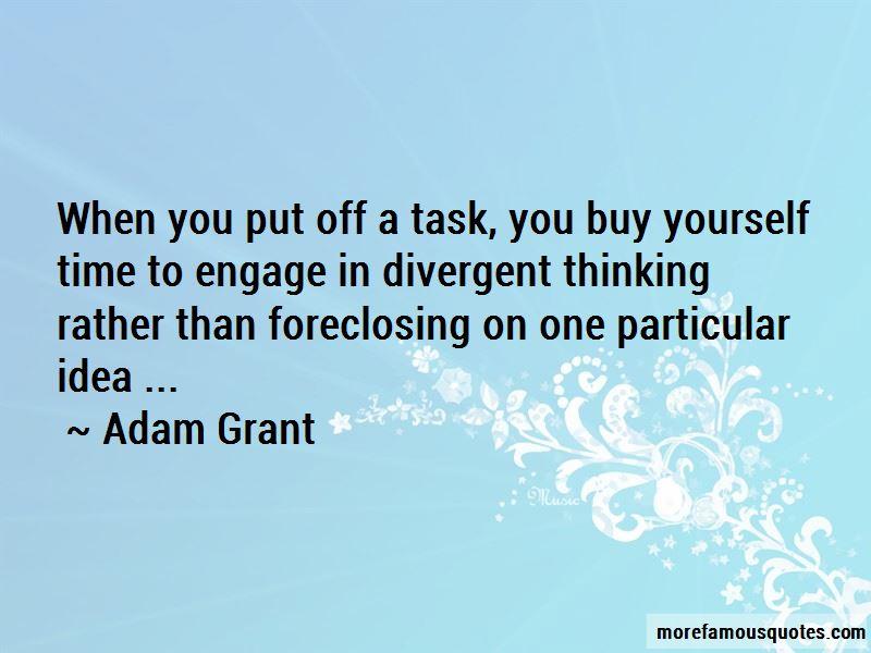 Adam Grant Quotes