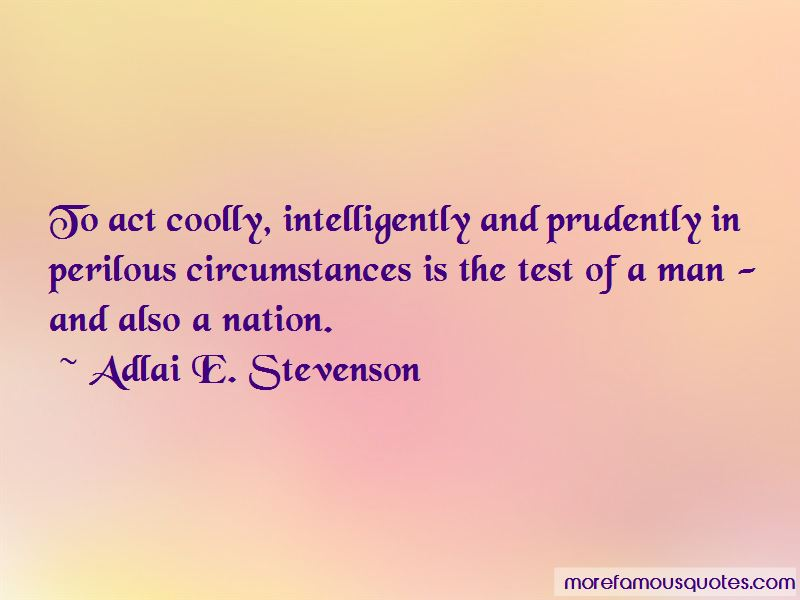 Adlai E. Stevenson Quotes Pictures 2