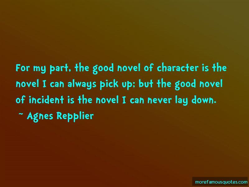 Agnes Repplier Quotes Pictures 2