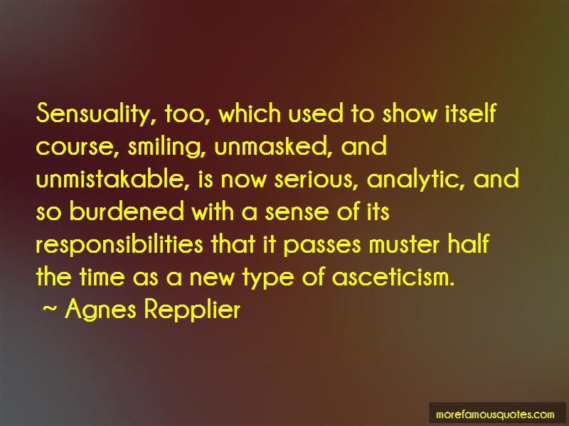 Agnes Repplier Quotes Pictures 3