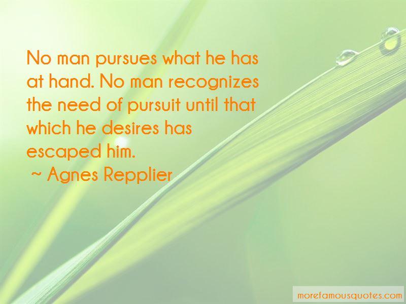 Agnes Repplier Quotes