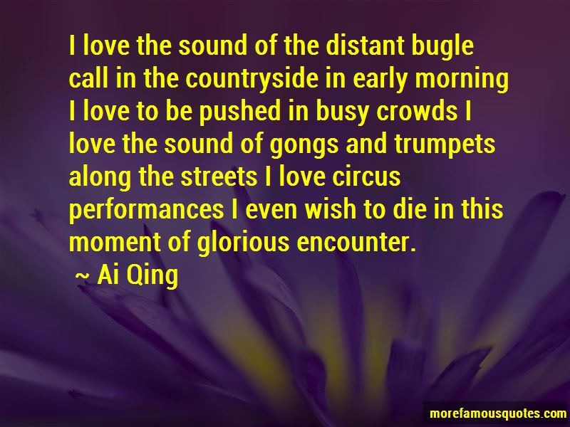 Ai Qing Quotes Pictures 3
