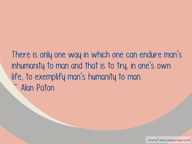 Alan Paton Quotes Pictures 2