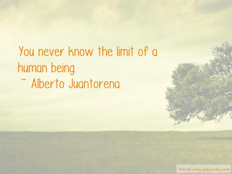 Alberto Juantorena Quotes
