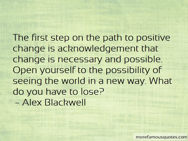 Alex Blackwell Quotes Pictures 3