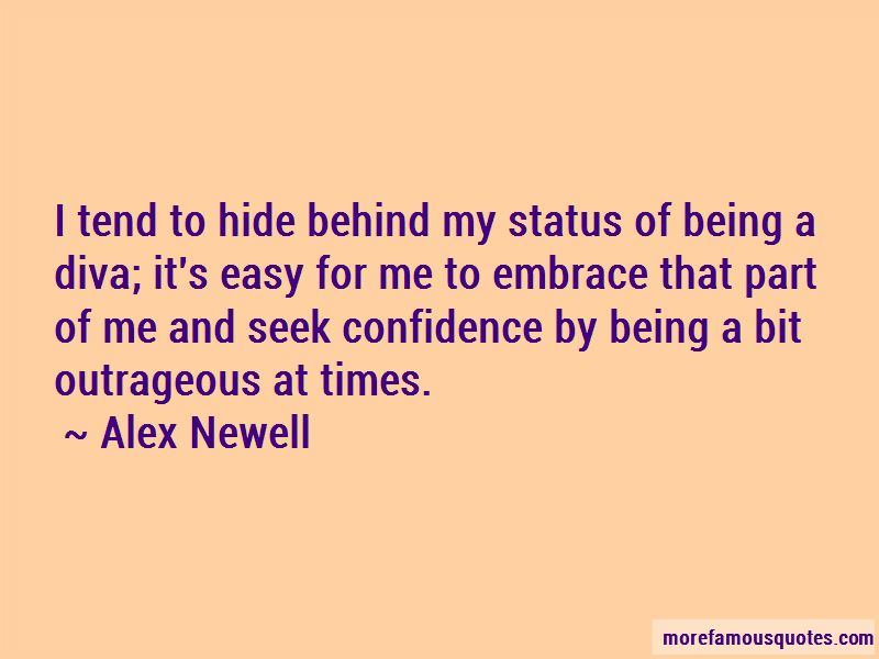 Alex Newell Quotes Pictures 3