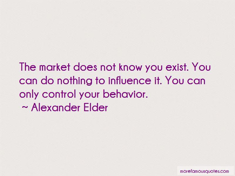 Alexander Elder Quotes Pictures 3