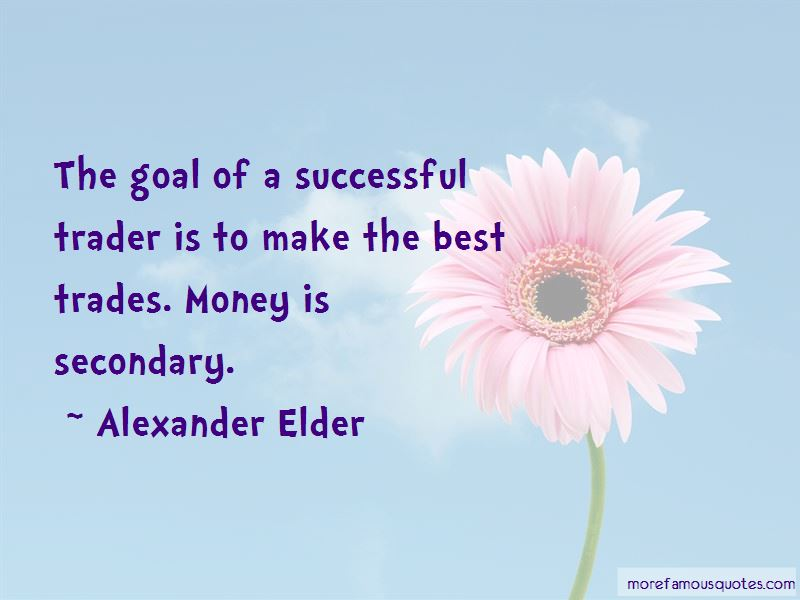 Alexander Elder Quotes Pictures 4