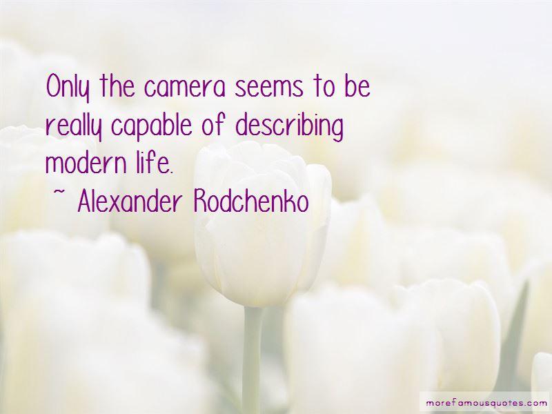 Alexander Rodchenko Quotes Pictures 2