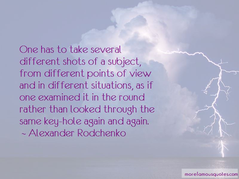 Alexander Rodchenko Quotes Pictures 3
