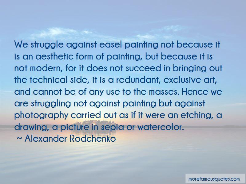 Alexander Rodchenko Quotes Pictures 4