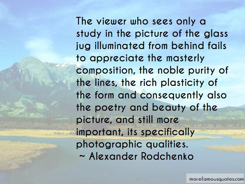 Alexander Rodchenko Quotes