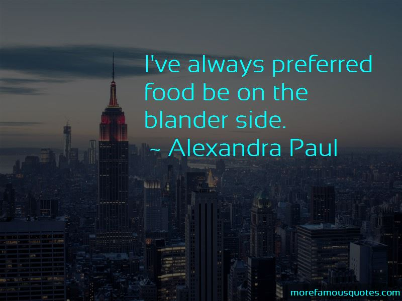 Alexandra Paul Quotes Pictures 4