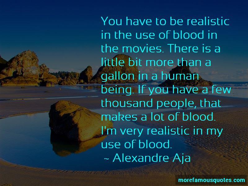 Alexandre Aja Quotes Pictures 4