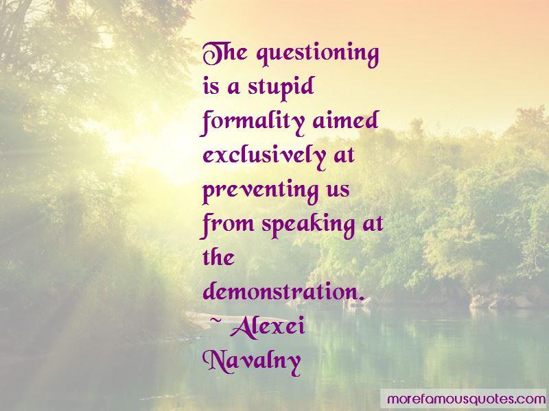Alexei Navalny Quotes Pictures 3