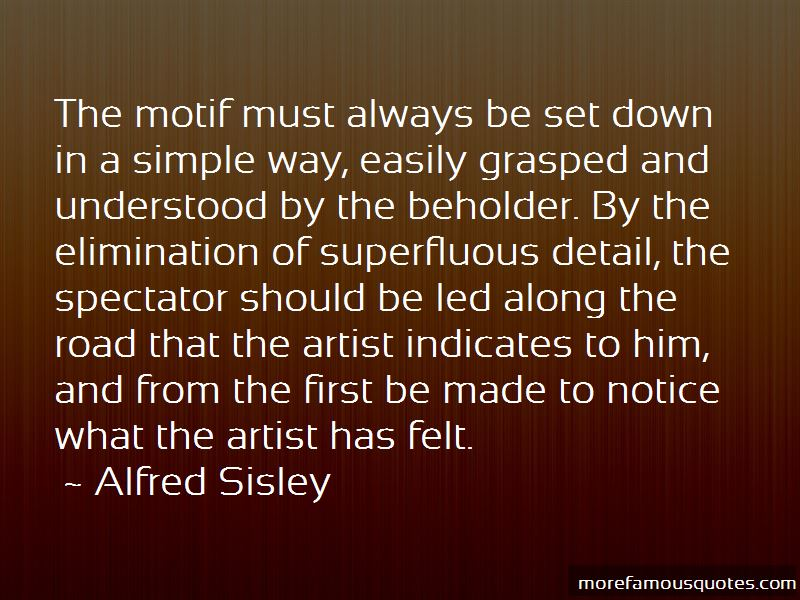 Alfred Sisley Quotes Pictures 3