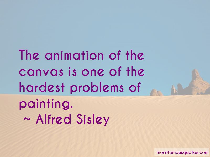 Alfred Sisley Quotes Pictures 4