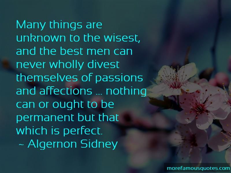Algernon Sidney Quotes Pictures 2