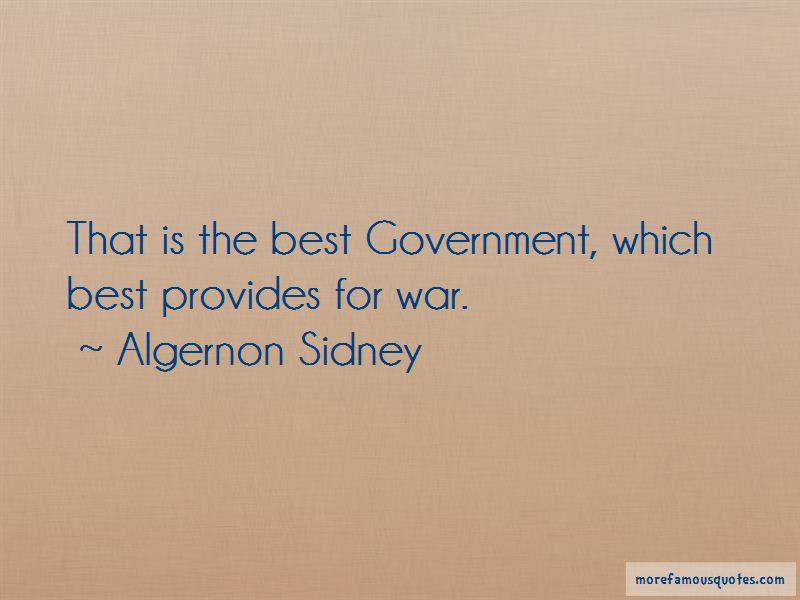Algernon Sidney Quotes Pictures 4