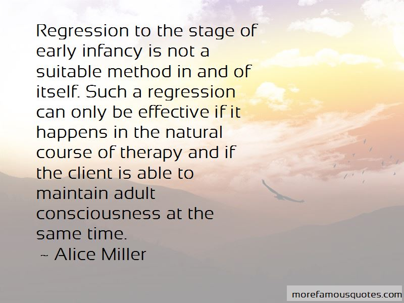 Alice Miller Quotes