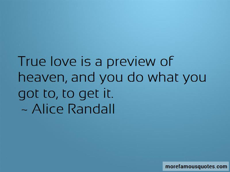 Alice Randall Quotes Pictures 4