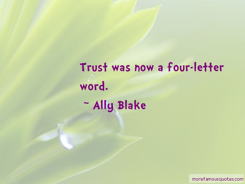 Ally Blake Quotes Pictures 2
