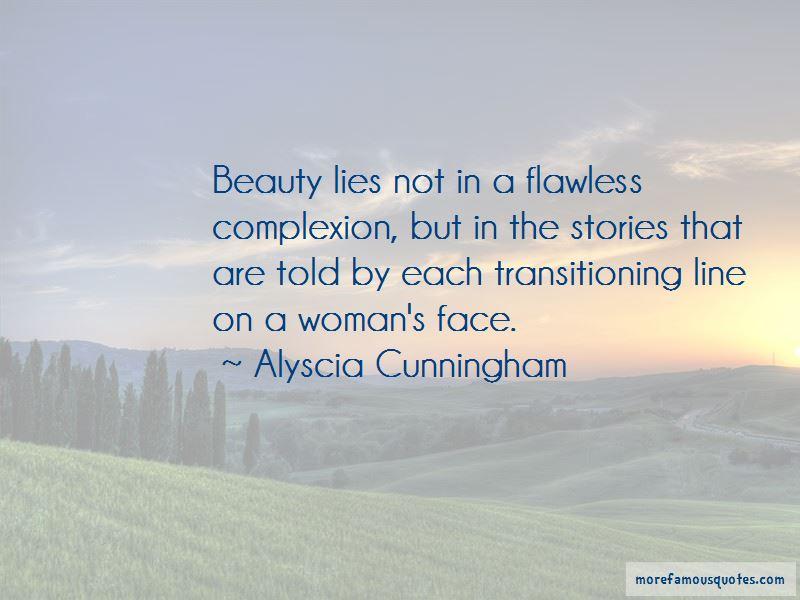 Alyscia Cunningham Quotes