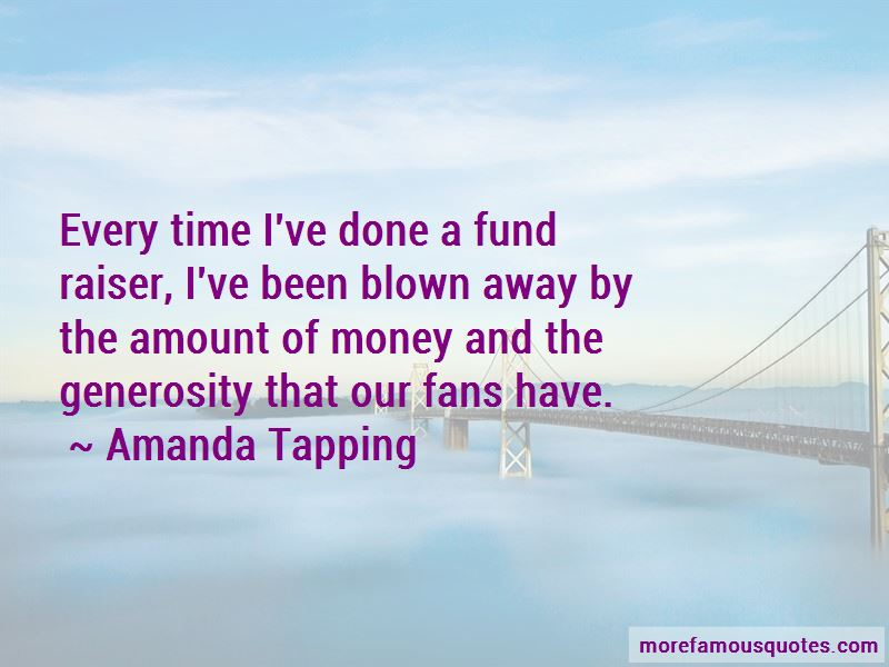 Amanda Tapping Quotes Pictures 2