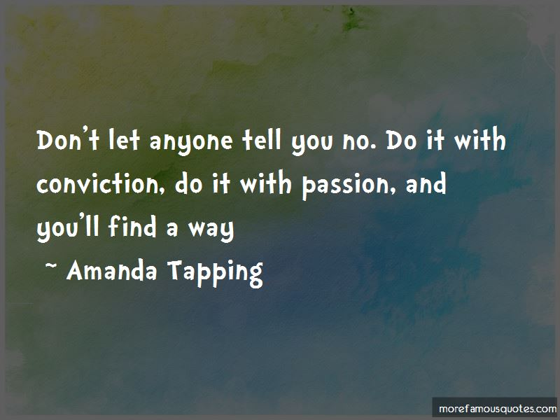 Amanda Tapping Quotes Pictures 4