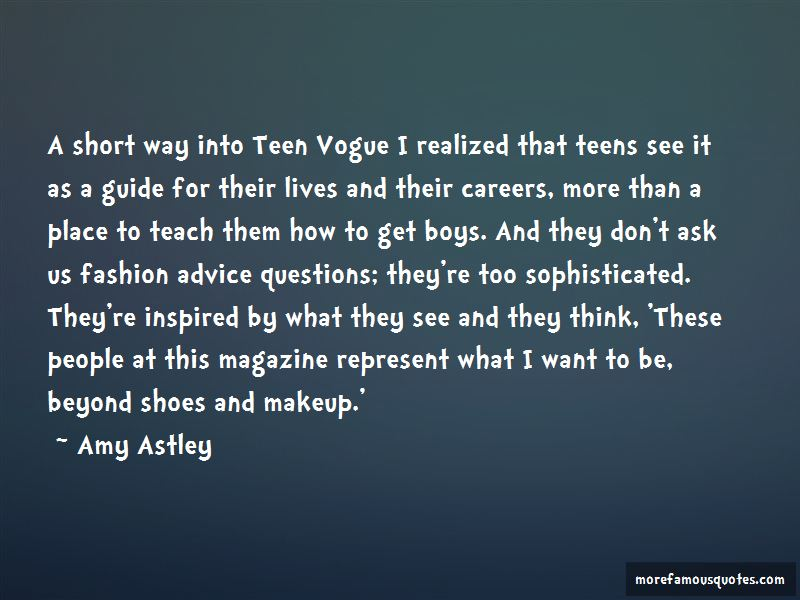 Amy Astley Quotes Pictures 2