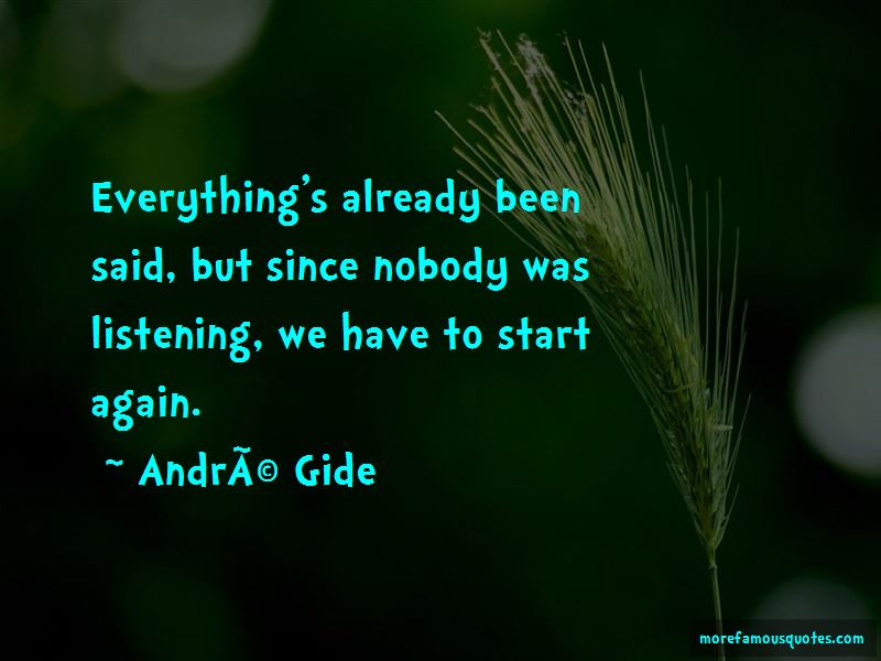 Andre-Gide Quotes Pictures 2
