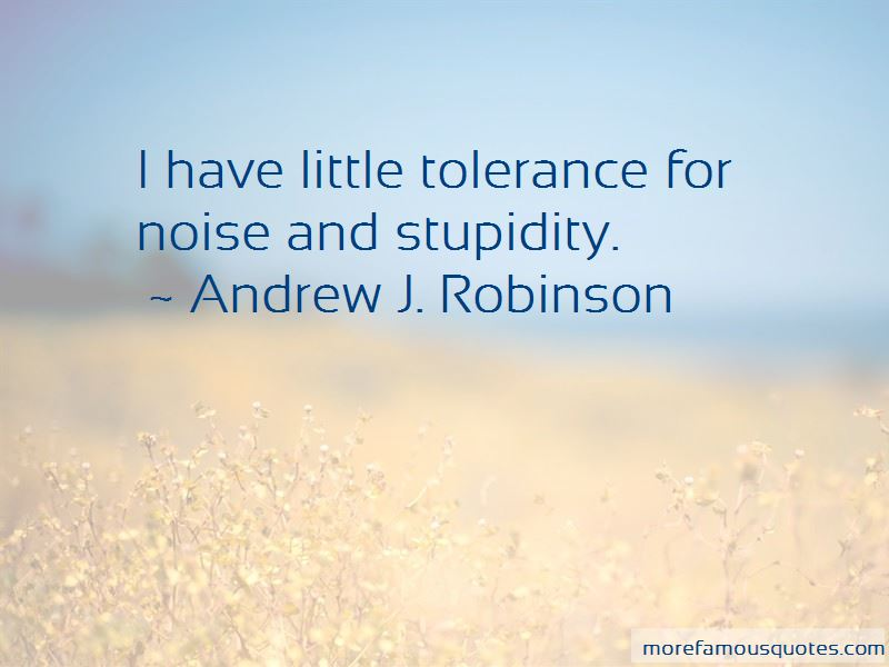 Andrew J. Robinson Quotes Pictures 2