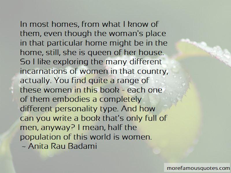 Anita Rau Badami Quotes