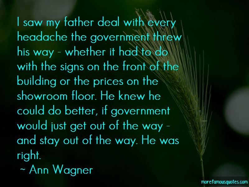 Ann Wagner Quotes Pictures 4