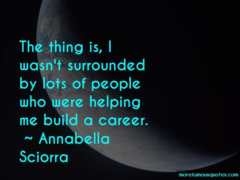 Annabella Sciorra Quotes Pictures 2