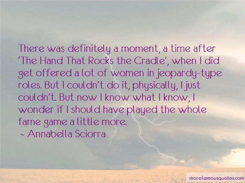 Annabella Sciorra Quotes Pictures 3