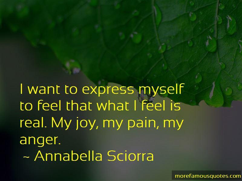 Annabella Sciorra Quotes