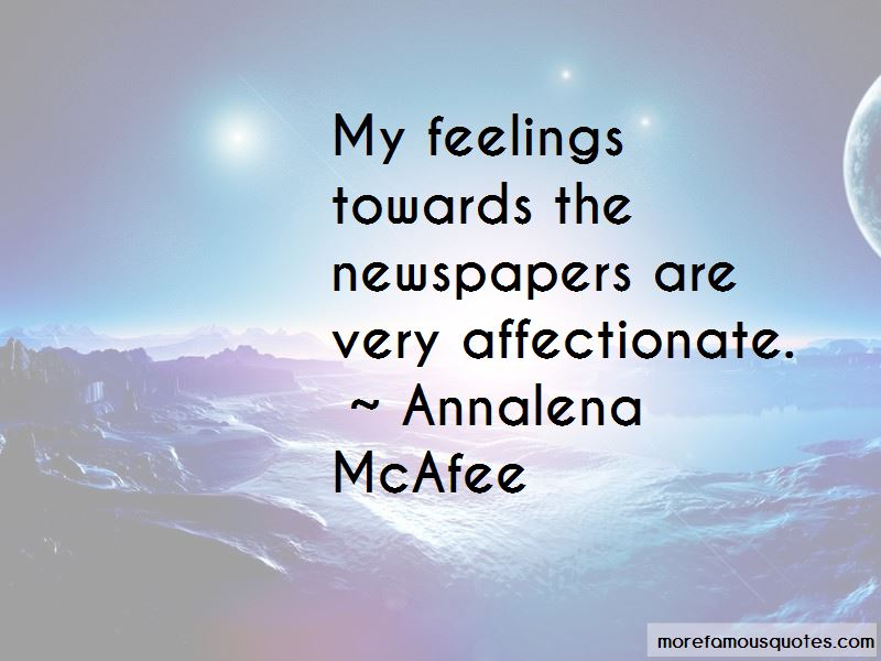 Annalena McAfee Quotes Pictures 2