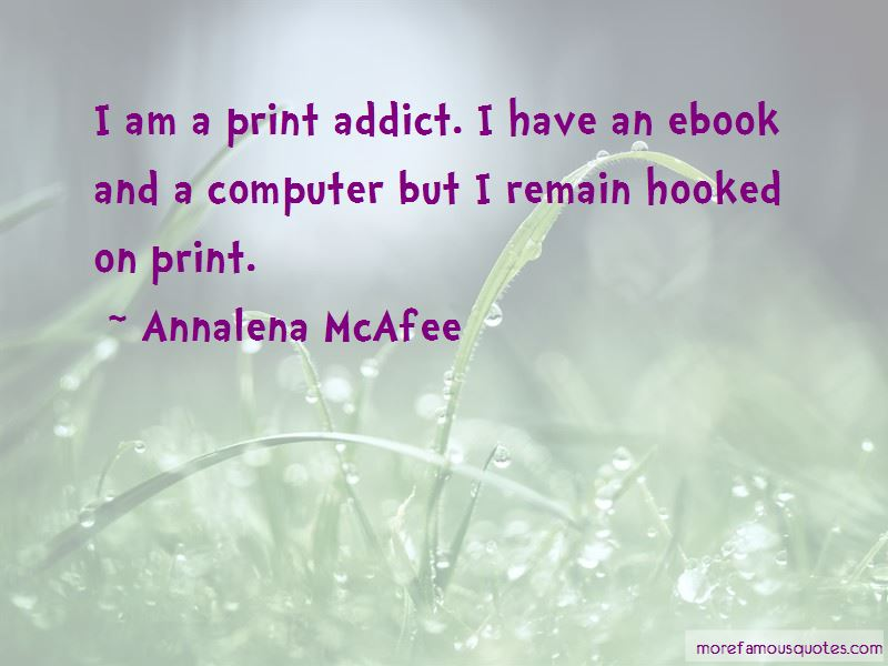 Annalena McAfee Quotes Pictures 3
